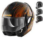 Shark Evoline S3 Mezcal Flip Front Motorcycle Helmet Bike Flip-Up Modular Lid