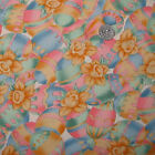 David Textiles Vintage Style DYED EASTER EGGS Cotton Quilting Sewing Fabric 3yds