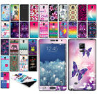 For Samsung Galaxy Note Edge Cute Design VINYL DECAL Sticker Body Phone Cover