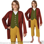 CK360 Bilbo Baggins Boys Child LOTR Lord of the Rings Fancy Dress Party Costume