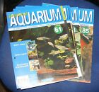 PRACTICAL AQUARIUM MAGAZINE VARIOUS ISSUES 61 - 98