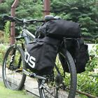 3 in 1 Road MTB Mountain Bike Bag Bicycle Pannier Rear Seat Trunk Bag ROSWHEEL