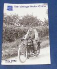 THE VINTAGE MOTORCYCLE MAGAZINE VARIOUS ISSUES