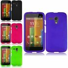 Ultra Thin Plastic Clip On Hard Shell Phone Case Cover For Motorola Moto G