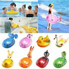 Baby Kids Toddler Swim Pool Boat Ring Raft Float Tube Seat Safety Aid Trainer