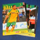 NORWICH CITY HOME PROGRAMMES 2007-2008