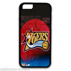 PHILADELPHIA 76ERS SAMSUNG GALAXY & iPHONE CELL PHONE HARD CASE RUBBER COVER