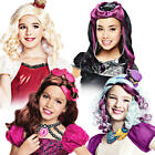 Ever After High Wig Girls Fancy Dress Fairytale Kids Childrens Costume Accessory