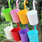 Hanging Fences/Pierced Balcony Flower Pot Planter Basket Garden Home Decor Party