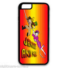 XENA JANICE & MEL SAMSUNG GALAXY & iPHONE CELL PHONE HARD CASE RUBBER COVER