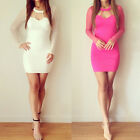 SALE!!Sexy Short Mini Clubwear Dresses Party Cocktail Summer Wear All Size Dress
