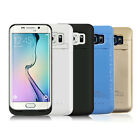 4200mAh External Battery Charger Pack Case Power Bank for Samsung Galaxy S6 Edge