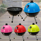 TABLE TOP ROUND BALL FAMILY KETTLE BBQ BARBEQUE GRILL PORTABLE CAMPING TRAVEL