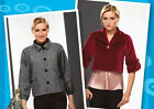 Sew & Make Simplicity 2858 SEWING PATTERN - Womens Designer WINTER JACKETS Uncut