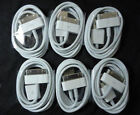 6pcs White USB Sync Data Charging Charger Cable Cord for iPhone 4/4S/4G/4th/IPOD