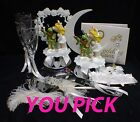 Miss Piggy Kermit the Frog  Wedding Cake Topper Funny Pick Heart or Moon Top
