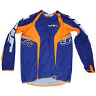 JT Racing YOUTH Evo Lite Off Road MX Jersey Blue/Orange