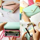 Multifunctional Purse Envelope Wallet Phone Case for iPhone 6 5S Galaxy S2 S3 S4
