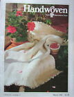 Handwoven Magazine 1982 - 1999 Multiple Listings Weaving Structure Projects
