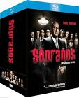 THE SOPRANOS 1-6 (1999-2007): COMPLETE Drama TV Seasons Series - NEW BLU-RAY UK
