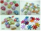 ASSORTED COLOR FROSTED ACRYLIC BEAD CHARMS B0006