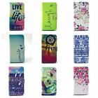 Hot Sell PU Cartoon Stander Case Skin Cover Guard For Samsung Galaxy E5