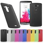 0.3mm Ultra Slim Thin Matte Frosted Clear Soft Case Cover for LG G3 D850 D851