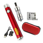 2200mah XDII Variable VoltageVape Pen +  Dual Tank 4.7mL Airflow Vaporizer Kit