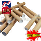 STRONG CARDBOARD POSTAL TUBES A0 A1 A2 A3 A4 IN 50mm & 44.5mm WITH END CAPS