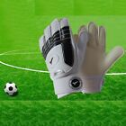 Kids Soccer Goalkeeper Children Goalie Keeper Gloves Roll Finger Size 3 4 5 6 7