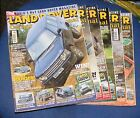 LANDROVER OWNER INTERNATIONAL MAGAZINES VARIOUS ISSUES