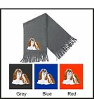 Shih Tzu Scarf Embroidered by Dogmania