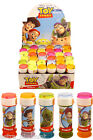 Disney Pixars Toy Story Bubbles Disney Kids Party Bag Fillers Maze On Lid Tubs