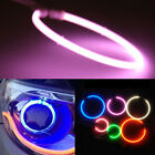 1PCS/2PCS/4PCS CCFL Angel Eye Halo Ring Car Light Headlight Lamp