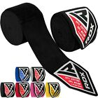 RDX MMA Boxing Hand Wraps Inner Gloves Fist Protector Muay Thai Bandages Mitts
