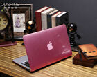 "Pink Crystal Plastic Hard Case Cover for MacBook 12"" AIR PRO Retina 11"" 13 15"""