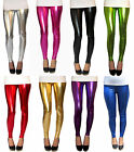 EXTRA LONG INSEAM Leggings Ultrashine with Spandex SIZES 8 - 24 Tall