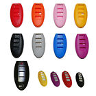 fits Infiniti G35 G37 M35 M45 Remote Key Chain Cover for 2007 -  2011 2012 2013