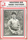 Re-enactment Pioneer Clothing Patterns- Men - NEW in Wrapper Easy