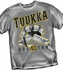Tuukka Rask --- Boston Bruins Adult Size T - Shirt Gray