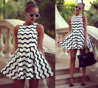 Sexy Women Summer Bodycon Ball Gown Cocktail Evening Party Mini Dress Clubwear
