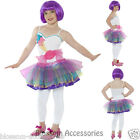 CK440 Mini Candy Girl Kids Katy Perry Celebrity Costume Music Modern Pop Star