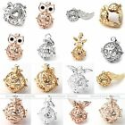 Cage Harmony Belly Ball Pendant Bead Fit Pregnany Mommy Necklace DIY Gift
