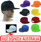 Snapback Snap Back Hip Hop Team Building Flat Peak Visor Baseball Cap Hat