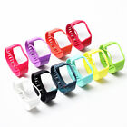 Replacement Bangle Strap Band for SAMSUNG GALAXY GEAR S SM-R750 Watch Bracelet