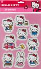 Hello Kitty Sanrio's Cute Cat Playtime with Raised Relief Sticker 20x27cm