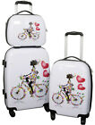 Koffer Martinique Koffer Trolley Beautycase Kinderkoffer Poly/ABS  versch. Sets