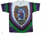 GRATEFUL DEAD SEASONS OF THE DEAD JESTER DANCING ROCK MUSIC MENS T SHIRT M-2XL image