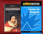Cyrano de Bergerac by Edmond Rostand & SparkNotes study guide - Free Shipping!