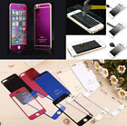 Mirror Effect Tempered Glass Screen Protector for iphone 4 4S 5 5s 5C 6 6 Plus